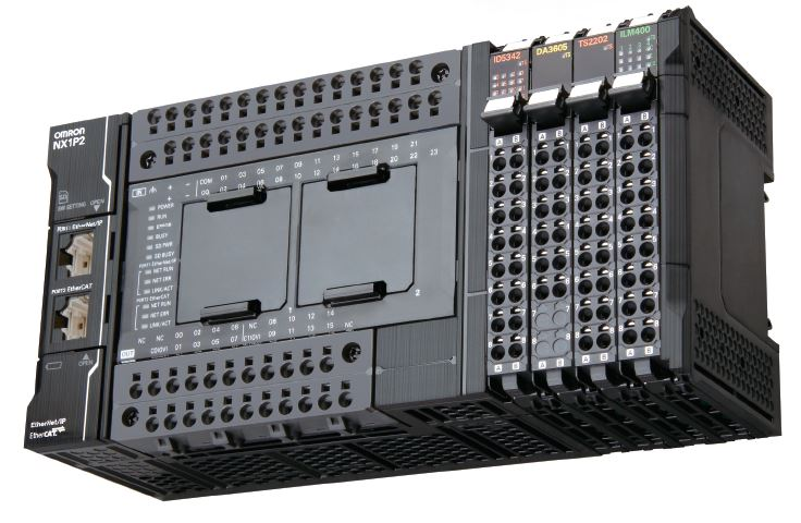 Image of Omron NX1 compact controller