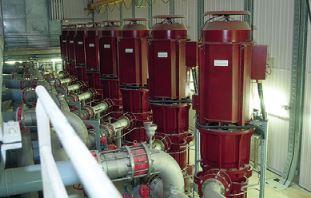 Altivar 600 improves the pumping driveline