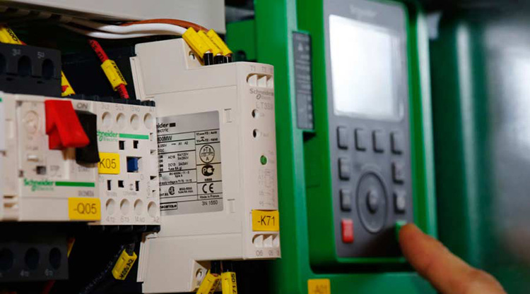 How intelligent motor control improves productivity and energy use
