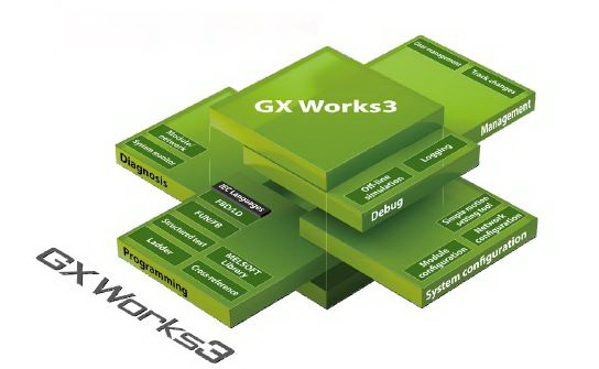 GX Works3 controller software offer