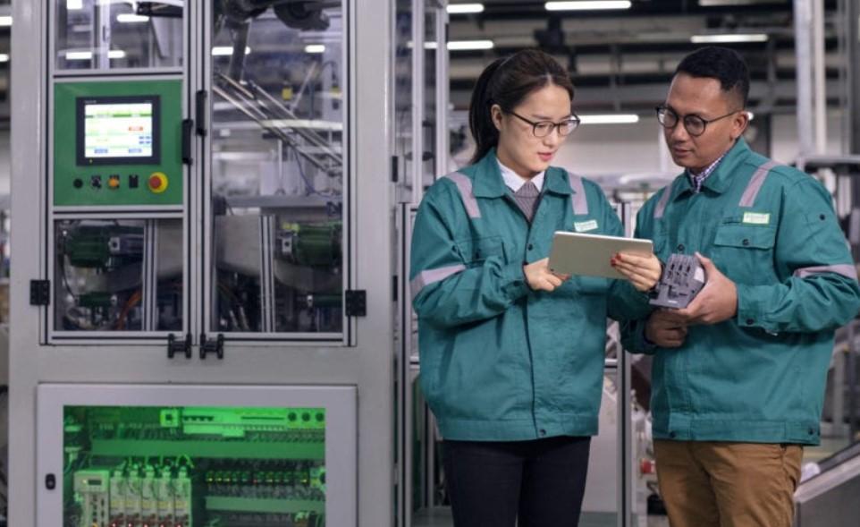 Embracing industrial transformation through digitisation