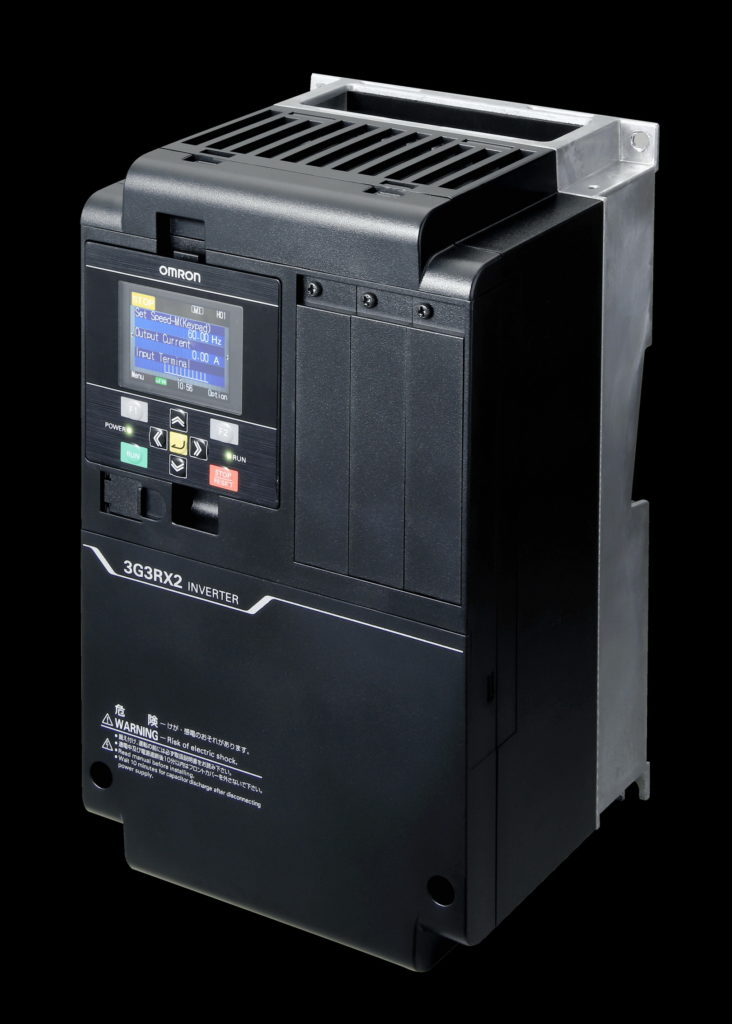 Omron RX2 VSD offers triple duty ratings amongst new features