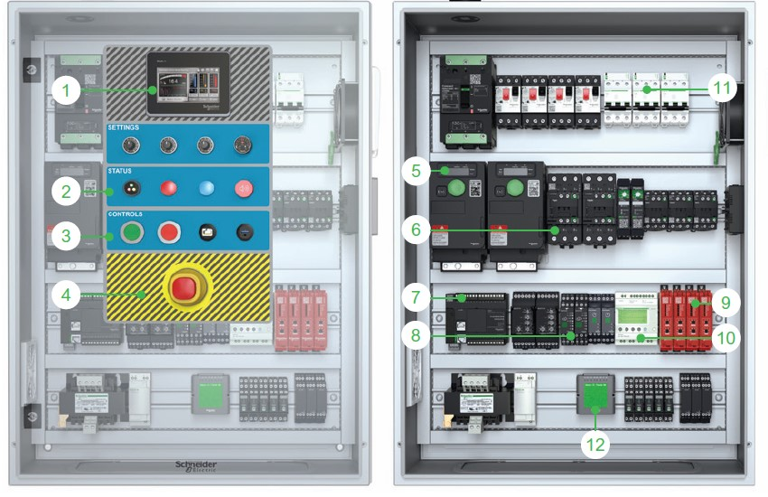 Schneider technical guides for control panels reduce complexity