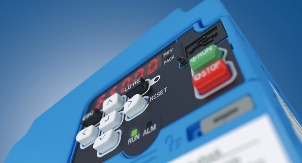 Q2V space saving VSD from Omron benefits OEMs