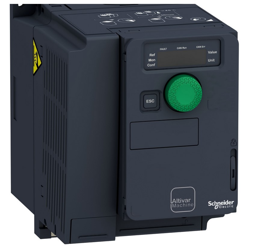 How ATV320 variable speed drives improves machine efficiency